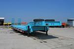 瑞江17.5米25吨3轴低平板半挂车(WL9402TDP)