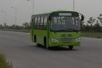 华新牌HM6820CNG型城市客车