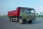 万荣牌CWR3254BPSX384型自卸汽车