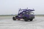 东风单桥车辆运输半挂牵引车211马力(EQ4160GB)