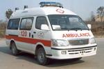 石仪牌SYZ5032XJH型救护车图片