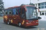 北方牌BFC6890G中型豪华旅游客车图片