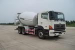 徐工-利勃海尔牌XZJ5253GJBFS型混凝土搅拌运输车图片