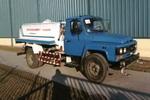 洁星牌BCQ5092GSS洒水车