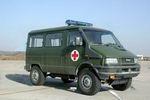 依维柯牌NJ2045XJHS型依维柯越野救护车图片