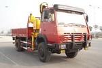 徐工牌XZJ5165JSQ型油田专用随车起重运输车图片