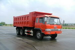 解放牌CA3250P1K2T1A型6X4平头柴油自卸汽车图片