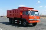解放牌CA3258P1K2L7T1型6X4平头柴油自卸汽车图片