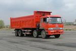解放牌CA3319P4K2L11T4型8X4平头柴油自卸汽车图片