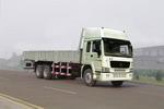 豪泺后双桥,后八轮货车362马力14吨(ZZ1257S4341V)