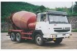 长春牌CCJ5251GJBZ型混凝土搅拌运输车图片