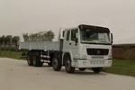 豪泺前四后八货车371马力18吨(ZZ1317S3261W)
