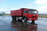 解放牌CA3252P2K2LT1型6X4平头柴油自卸汽车图片