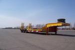 雄风牌SP9400TDP型低货台运输半挂车图片