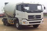 双机牌AY5250GJB1型混凝土搅拌运输车