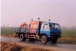 四机牌SJX5090TGY型供液泵车图片