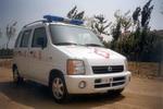 北斗星牌CH5016XXJD血浆运输车图片