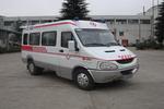 依维柯牌NJ5046XJH2NB型依维柯救护车