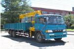 环菱牌CCQ5252JSQ型随车起重运输车