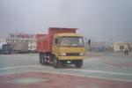 万事达后双桥,后八轮自卸车国二220马力(CSQ3224)