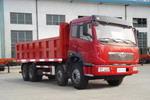 长特牌CQY3312P2K2T4型自卸汽车