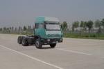 斯达-斯太尔后双桥,后八轮牵引车267马力(ZZ4252M3230V)