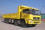 华威驰乐牌SGZ3256DFLAX1型自卸汽车