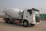 华威驰乐牌SGZ5251GJBZZ型混凝土搅拌运输车