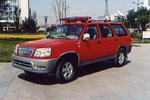 海潮牌BXF5020TXFBP20型泵浦消防车