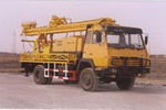 清泉牌JY5150TLZ40型砾石钻机图片