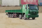 豪泺国二其它撤销车型货车336马力28吨(ZZ1427N40B7W)