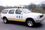 亚洲牌ZQ5021XGCW2G型工程车