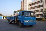 春圆牌DCY5120JSQ型随车起重运输车