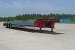 金龙16.6米28吨3轴低平板半挂车(NJT9390TD)