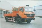 铁马国二单桥货车262马力8吨(XC1167E)