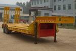 杨嘉牌LHL9231TDP型伸缩式低平板半挂车图片