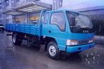 江淮骏铃国二单桥货车120-143马力5-10吨(HFC1120KR1)