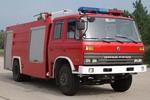 海盾牌JDX5140GXFPM55型泡沫消防车
