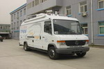 载通牌BZT5070XGD型广播电视车图片