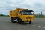 解放牌CA3252P2K2LT1A型6X4平头柴油自卸汽车图片