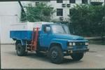 鹤云牌CQJ5096ZZZ型自装卸式垃圾车
