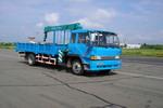 春圆牌DCY5148JSQ型随车起重运输车