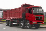 乘龙前四后八自卸车国二290马力(LZ3311PEK)