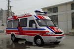 畅达牌NJ5046XJHN2型救护车