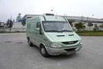 广丰兴牌FX5040XLCN型冷藏车