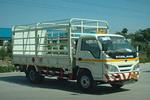 凯特牌BKC5053CWY型仓栅车