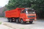 鲁泉前四后八自卸车国二262马力(JZQ3312)