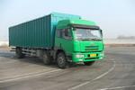 解放牌CA5201XXYP7K2L11T3A型6X2蓬式运输车图片