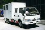 凯特牌BKC5043XYXD型突发疫情应急处理车