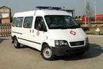 八达牌XB5031XJHLC-M型救护车图片
